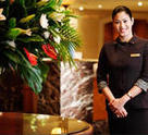 Crown Plaza welcomes you!
