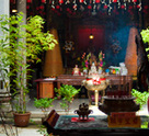 Hainan Temple Interior