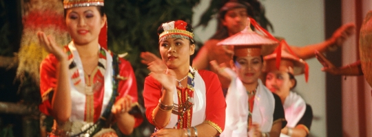 Kota Kinabalu Night Tour With Cultural Show & Dinner (1D)